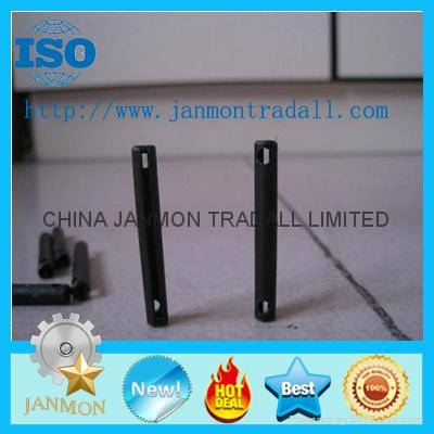 ASME B.18.8.2 Slotted Spring Pin,Steel split pin,Spring steel roll pin,Black pin 4