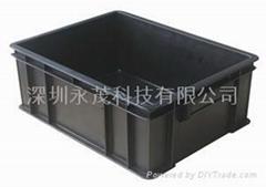 防靜電注塑箱