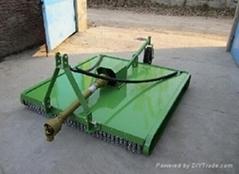 slasher/topper mower