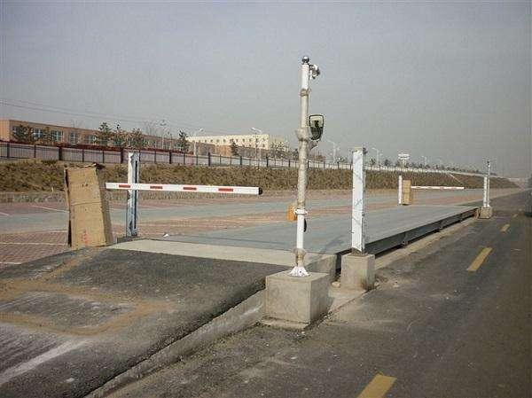 杭州全自动无人值守称重系统 2