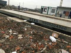 杭州100吨地磅价格
