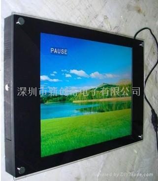 17英吋數碼相框 廣告機 1