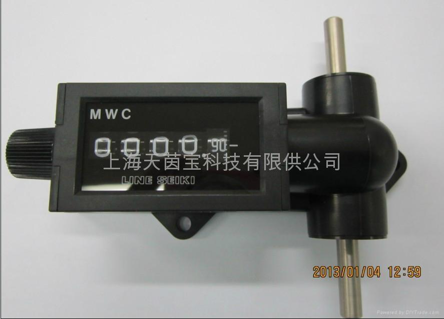 機械式長度計(碼表) 1