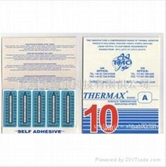 英国测温标贴Themax
