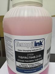 美國Tempil滅菌指示油墨水性紅色變棕色油墨784