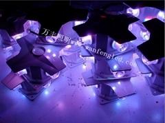 LED十字星光燈