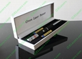 50mw Green laser pointer/star pointer /Green laser pen  FREE SHIPPING 5
