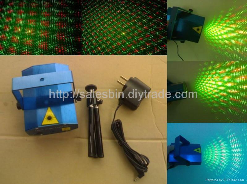 sound active mini laser stage light laser star projector laser. Black Bedroom Furniture Sets. Home Design Ideas