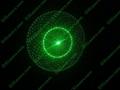 50mw 5-in-1 green laser pointer /laser pen/star pointer Free shipping 3