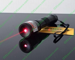 200mw 660nm high powered water proof red