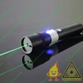 200mw high powered focusable green laser