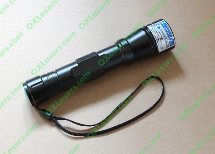 200mw 405nm violet blue laser pointer/ ajustable purple laser  light cigarettes 4