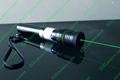 100mw 532nm green laser pointer with focusable lens burn matches /free shipping 4