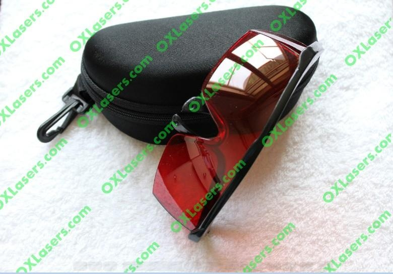 laser safety glasses for 532nm / 405nm/ 445nm laser pointer free shipping 1
