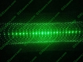 10mw green laser pointer with 5 heads/green laser pointer / laser pen free ship