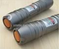 100mw underwater green laser pointer flashlight style LASER TORCH /free ship 4