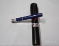 450mw hand held protable green laser pointer/Astronomy Lasers free shipping 4