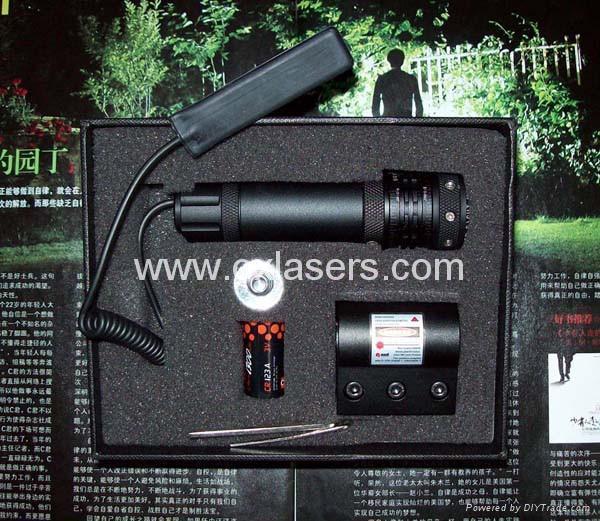 30mw 532nm green laser pointer/ green laser sight/laser free shipping 1