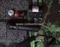 30mw 532nm green laser pointer/ green laser sight/laser free shipping 3