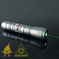 150mw 532nm water proof green laser pointer/laser torch pointer free shipping 1