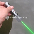 150mw 532nm water proof green laser pointer/laser torch pointer free shipping 2