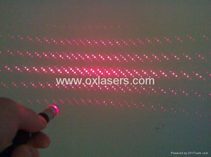 100mw 660nm red laser pointer with 5 star caps/ red laser pen free shipping 2