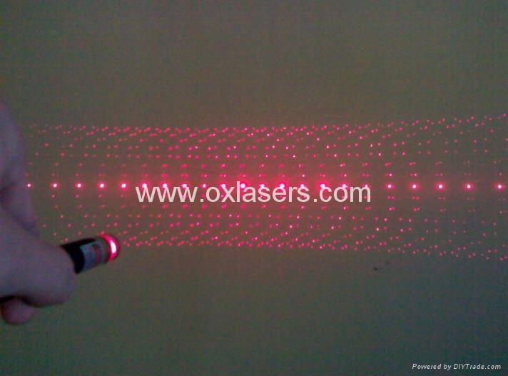 100mw 660nm red laser pointer with 5 star caps/ red laser pen free shipping 3
