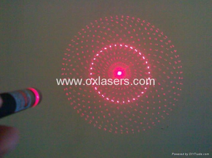 100mw 660nm red laser pointer with 5 star caps/ red laser pen free shipping 4