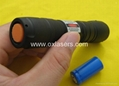 405nm 50mw waterproof blue laser pointer/blue violet laser pointer free shipping 3