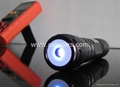 405nm 50mw waterproof blue laser pointer/blue violet laser pointer free shipping 5