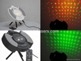 sound active Disco Laser Light + MP3 + Speaker/red  and green laser projector