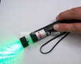 200mw powerful focusable burning green laser pointer free shipping  light cigar
