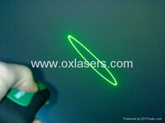 30mw 3 in 1 green laser(green beam+star+circle effect)/laser pointer free ship