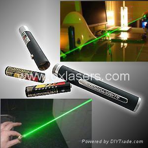 200mw mid-opened green laser pointer/green beam laser pen burn matches