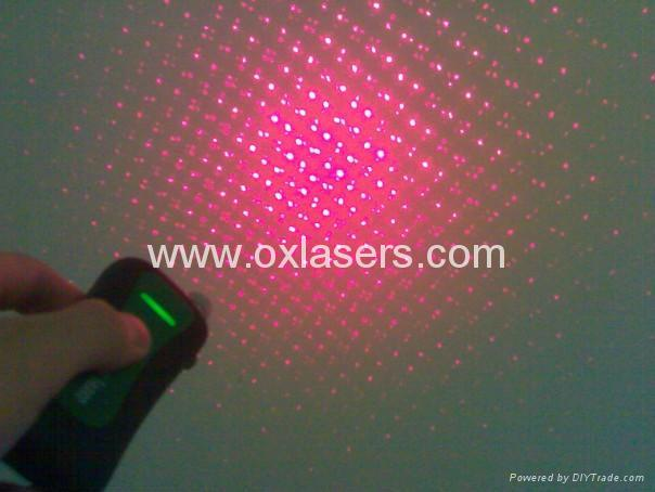 100mw 660nm 3 in 1 red laser pointer/ red disco laser/ red laser free shipping 2