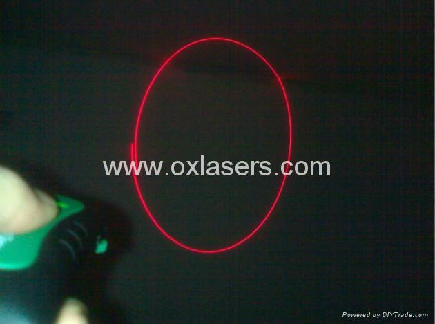 100mw 660nm 3 in 1 red laser pointer/ red disco laser/ red laser free shipping 3