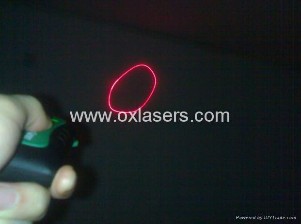 100mw 660nm 3 in 1 red laser pointer/ red disco laser/ red laser free shipping 5