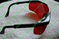 laser safety glasses for 532nm lasers/ goggles / laser protective eyewear