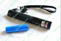 200mw green laser pointer focusable flashlight shaped light maches/free shipping 4