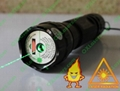 200mW High power UltraFire WF-501B Flashlight Green Laser Pointer burn matches