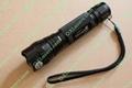 200mW High power UltraFire WF-501B Flashlight Green Laser Pointer burn matches 4