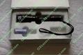 200mW High power UltraFire WF-501B Flashlight Green Laser Pointer burn matches 5