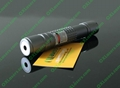 1000mW 445nm waterproof focusable true blue laser pointer burning torch 2