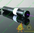 200mW focusable blue violet laser