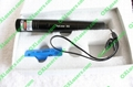 200mW focusable blue violet laser pointer burning torch with key + light cigars