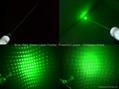 50mw 532nm kaleidoscopic green laser