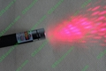 100mw 650nm kaleidoscopic red laser pointer pen+free shipping