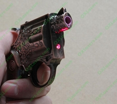 2 in 1 gun lighter with