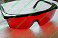 laser safety glasses goggles for 405nm/445nm-450nm and 532nm lasers free shippin