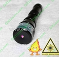 100mw 405nm focusable purple uv laser pointer torch burn matches free shipping 5